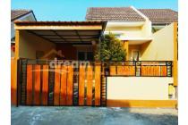Rumah second di perum wijayakusuma arjowinangun malang