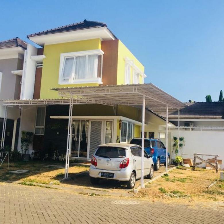 Rumah Luas 198 di Springhill Sawojajar kota Malang _ 547.18