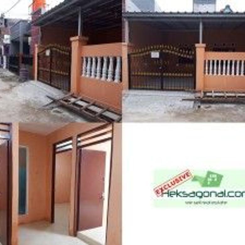 Rumah Dijual Harga Murah Lokasi Strategis Di Pondok Ungu Permai Bekasi hks6
