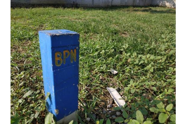 Rp163jt Tanah Dijual
