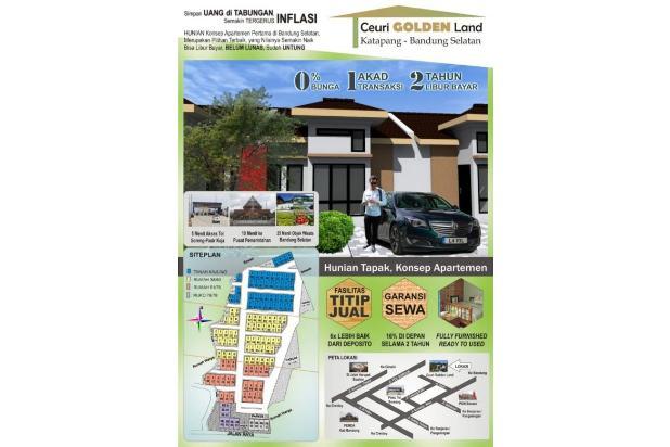Rp189jt Tanah Dijual