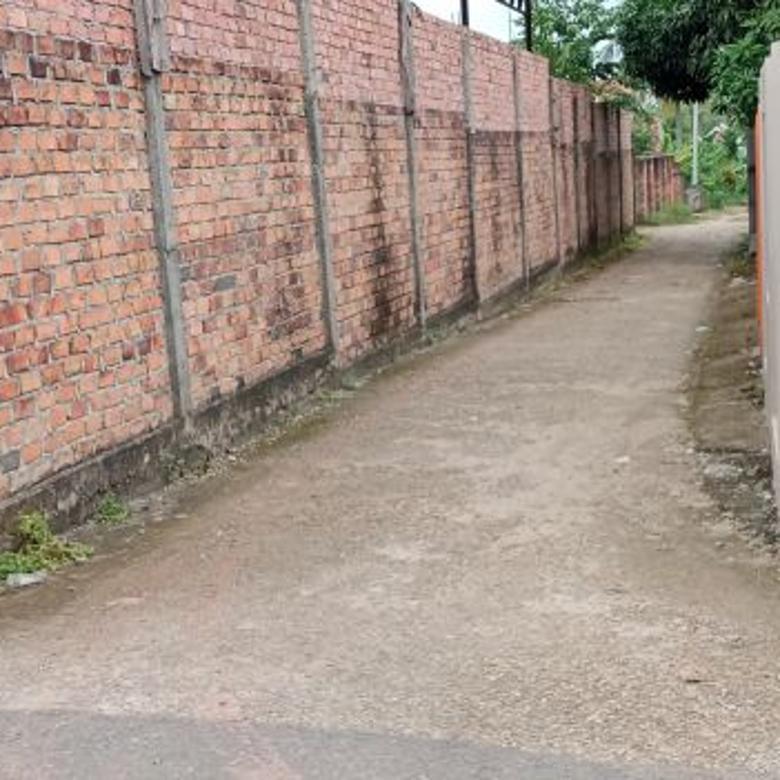 tanah datar di talang bakung lorong erlanga