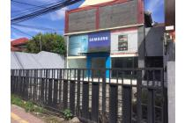 Ruko Tengah Kota, Lokasi Strategis, Berada di Jalan Utama Teuku umar