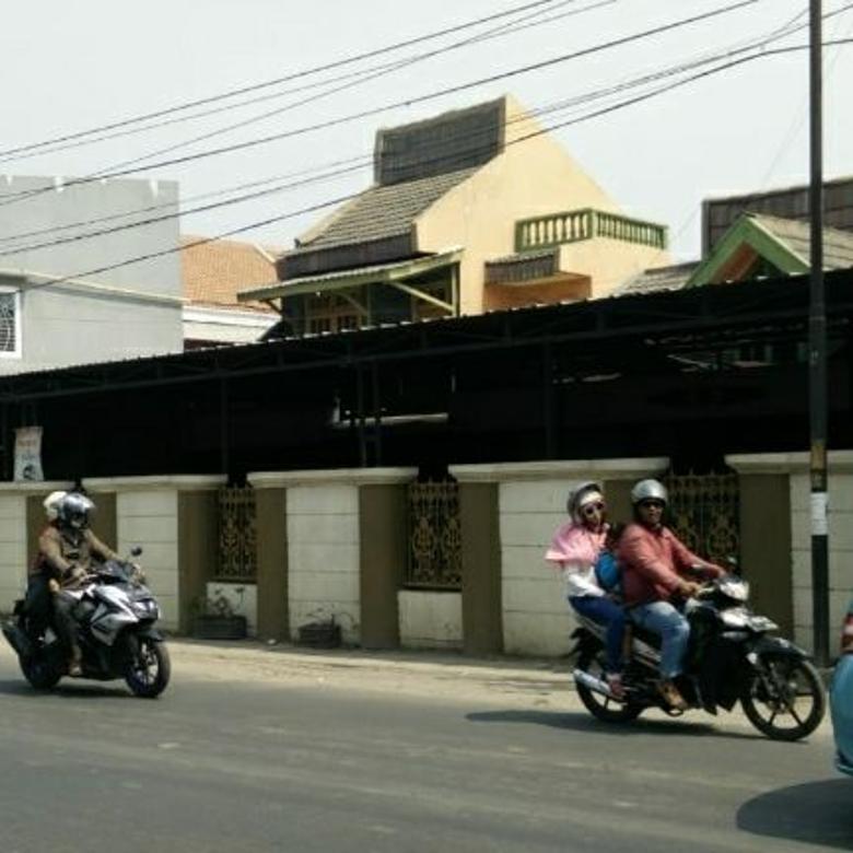 Dijual Strategis Pinggir Jalan di Medan Satria Bekasi