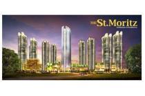 Dijual Apartemen St. Moritz Tower Royal 1, Puri indah, Jakarta Barat, 2 bed