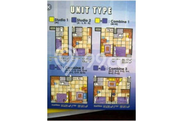 Apartement Saladin Mansion Margonda Depok Depan ITC Depok Jual BU 10221816