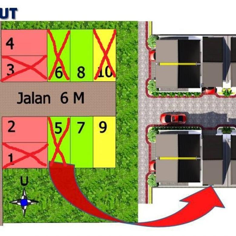 DP 0% Rumah SHM Murah Minimalis Dekat Benowo Indah Surabaya