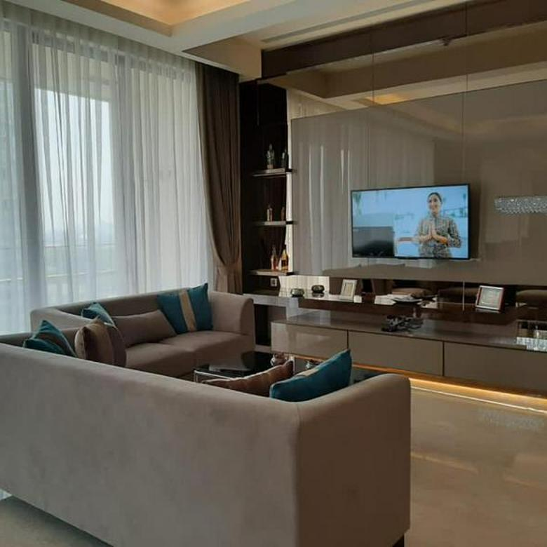 Nicely Furnished 2BR Apartment with Strategic Location @ Pakubuwono Spring