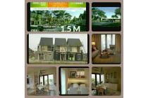 Dijual Rumah Baru dan Siap Huni di Clover Hill Jakarta Barat
