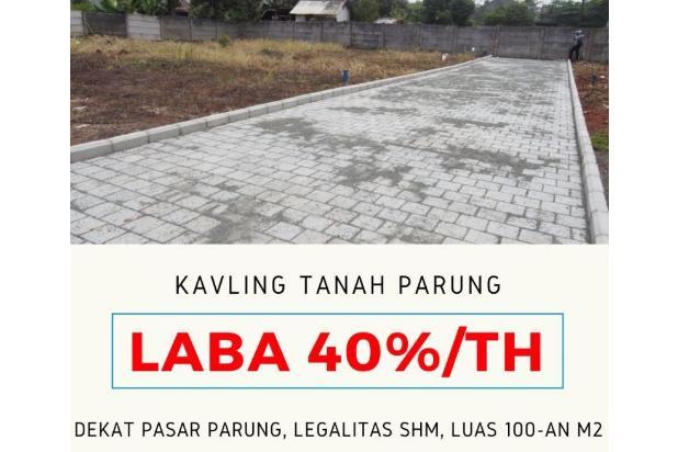 Rp180jt Tanah Dijual