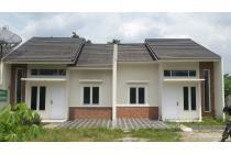 Promo Rumah Cluster tipe 48 luas 82 m2 di Jatiwarna