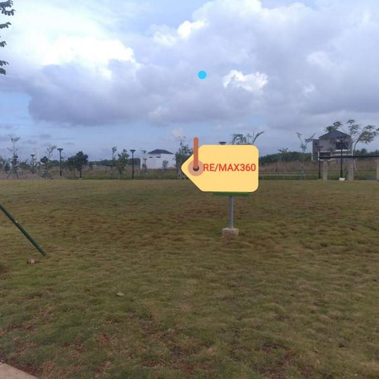 Kavling Golf Island Sonata Lagoon uk8x25m2 Siap Bangun at Jakarta Utara
