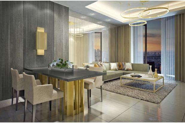 Rp1,73mily Apartemen Dijual