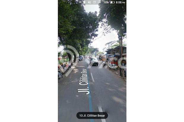 Tanah Cililitan, Jakarta Timur 6.500.000/meter (Net) 14070569