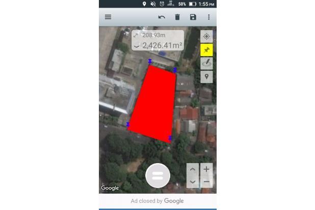 Tanah Cililitan, Jakarta Timur 6.500.000/meter (Net) 14070568