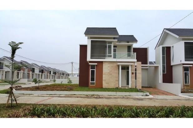 Rumah Modern Type 102/348 Dp 30% Citra Indah 6583658