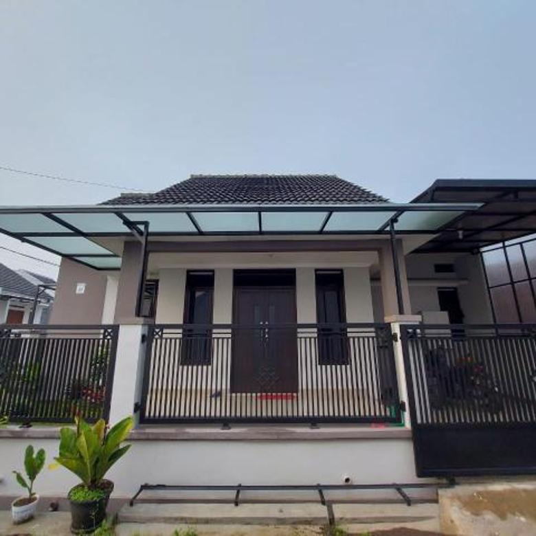 Rumah elegan berkualitas aman dan nyaman