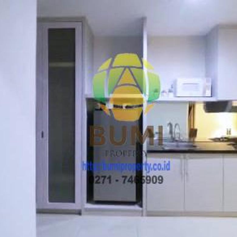 Apartemen 2BR Siap pakai Tengah Kota