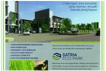 Ruko Strategis di SATRIA ECO PARK nol Jalan Raya By Pass Krian