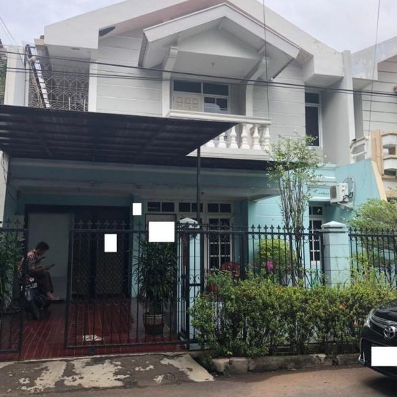 DIJUAL CEPAT !! Rumah Jalan 2 Mobil di Janur Elok , Bisa Nego