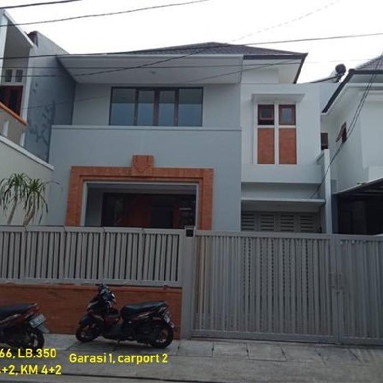 Rumah Baru di Komplek elit di Pejaten Jakarta Selatan