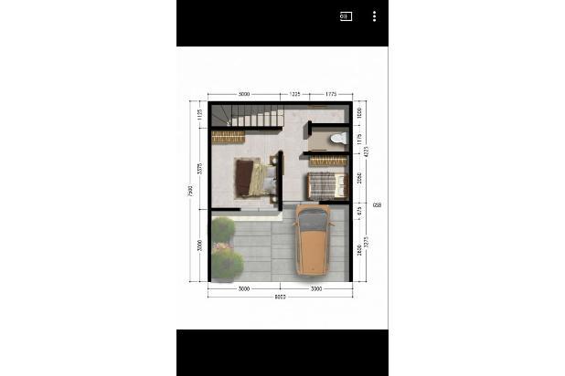 Rp743jt Rumah Dijual