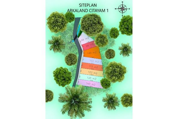 Miliki Aset Tanah 12 X Cicilan Tanpa Bunga di Citayam Depok 17150078