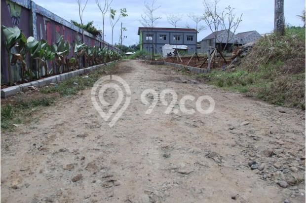 Miliki Aset Tanah 12 X Cicilan Tanpa Bunga di Citayam Depok 17150083
