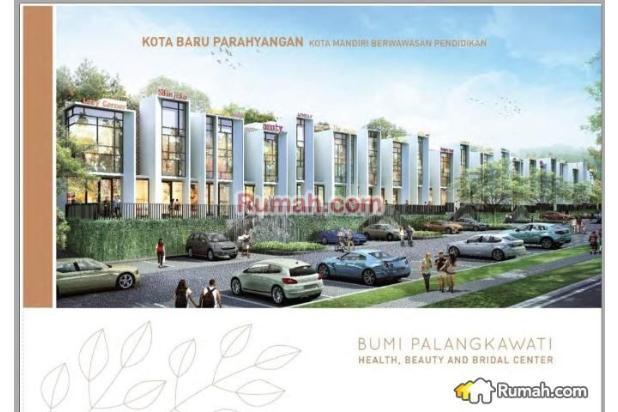 Dijual Ruko Primary Bumi Palangkawati Kota Baru Parahyangan 13243809