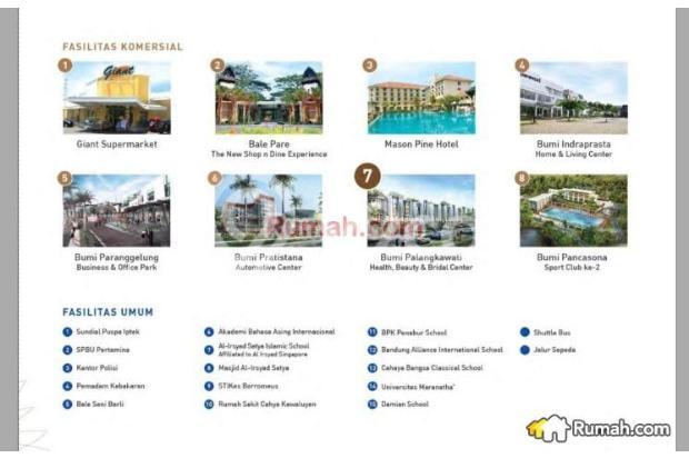 Dijual Ruko Primary Bumi Palangkawati Kota Baru Parahyangan 13243812