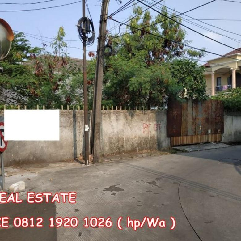 Dijual Tanah Komplek Greenville 19x21 belakang Jakarta Buah 20jt/m2 ng y830