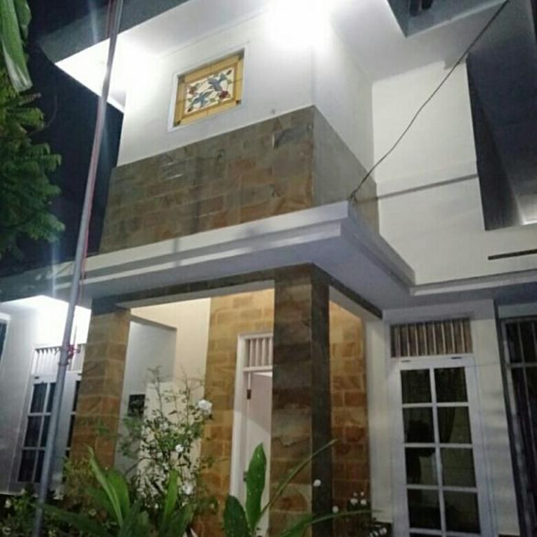 Rumah Siap Huni, di Komplek Pertamina Pondok Ranji Ciputat