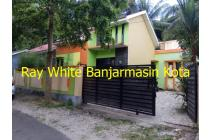 Dijual Rumah Jl. Sapta Marga Blok C No. A4 Banjarbaru