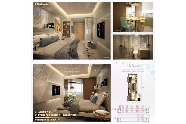 Apartment Skandinavia Tangcity Semi Furnish Dekat Bandara Soetta 13867147