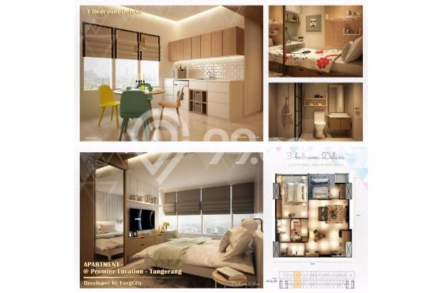 Apartment Skandinavia Tangcity Semi Furnish Dekat Bandara Soetta 13867149