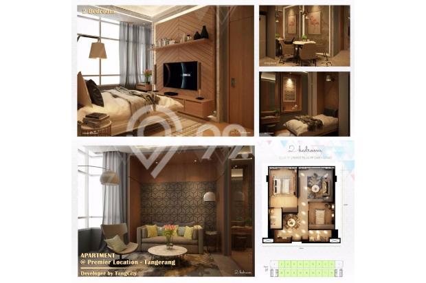Apartment Skandinavia Tangcity Semi Furnish Dekat Bandara Soetta 13867148