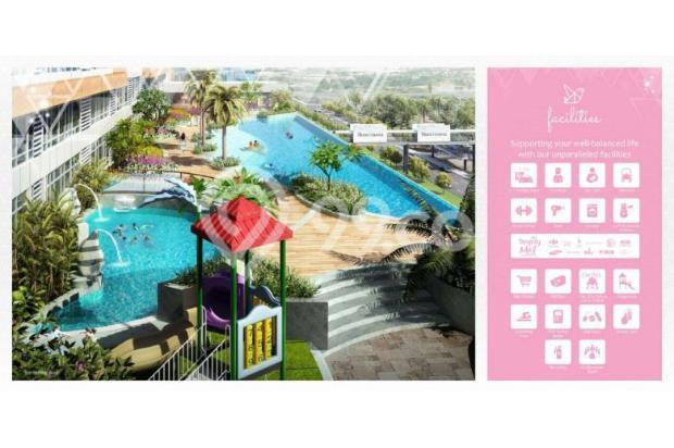 Apartment Skandinavia Tangcity Semi Furnish Dekat Bandara Soetta 13867150
