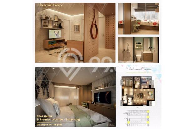 Apartment Skandinavia Tangcity Semi Furnish Dekat Bandara Soetta 13867151