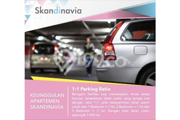 Apartment Skandinavia Tangcity Semi Furnish Dekat Bandara Soetta 13867161