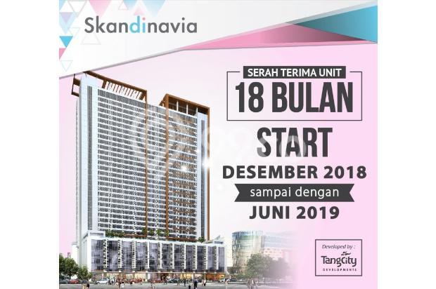 Apartment Skandinavia Tangcity Semi Furnish Dekat Bandara Soetta 13867163