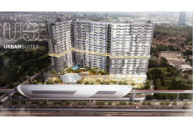 Rp490jt Apartemen Dijual