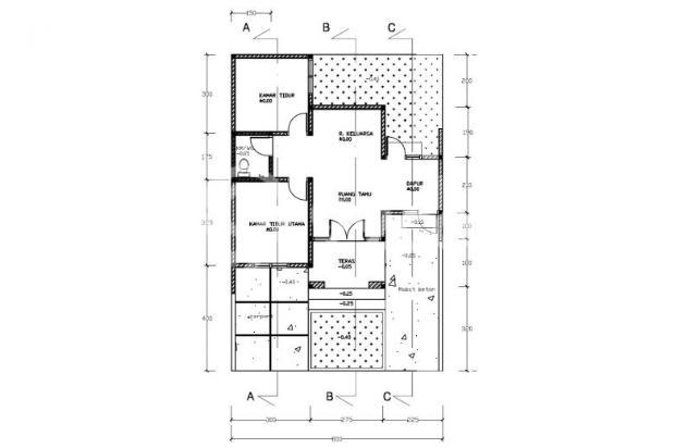 Dijual Rumah Tipe 45 Luas Tanah 96m2, TANPA PERANTARA!! 12300253