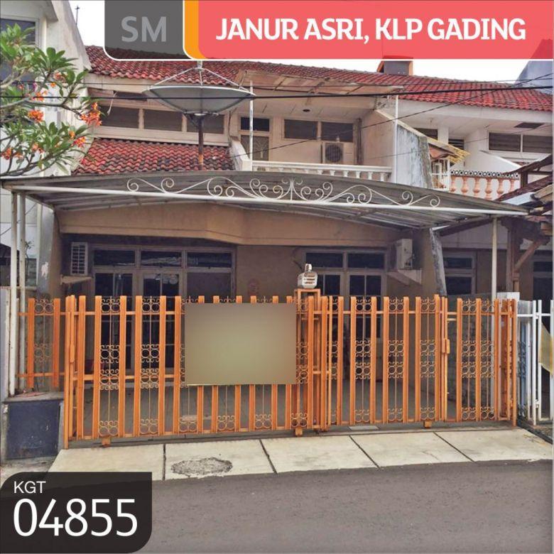 Rumah Janur Asri Kelapa Gading, Jakarta Utara