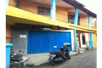 Rumah 2 Lantai Pinggir Jalan Di Sidamukti Depok Dekat Dengan SMP Segar !!!