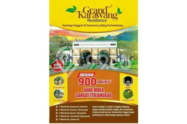 Grand Karawang Residence, Rumah Subsidi Murah di Karawang MD630 14569016