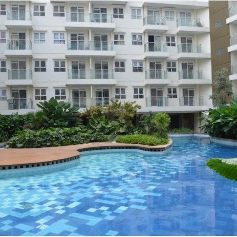 Apartemen Type Studio Murah, Siap Huni,Strategis dkt Pasteur & Dago Bandung