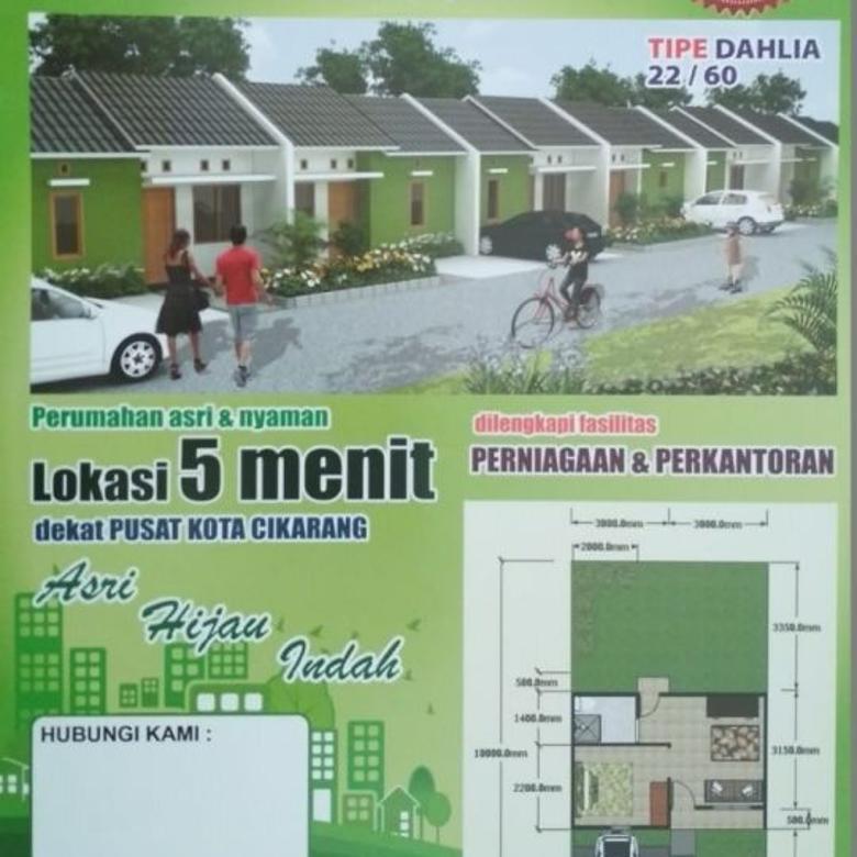 Dijual Rumah Bagus Subsidi di Puri Lestari Bekasi