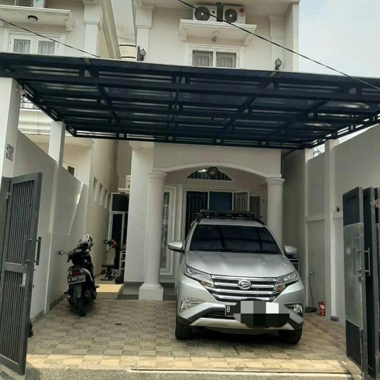 Rumah Ditengah Ibukota Pejaten Barat Jakarta Selatan