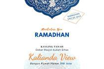Promo Ramadhan Investasi Tanah Kavling Dalam Perumahan