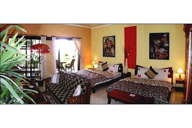 Rp20mily Hotel Dijual